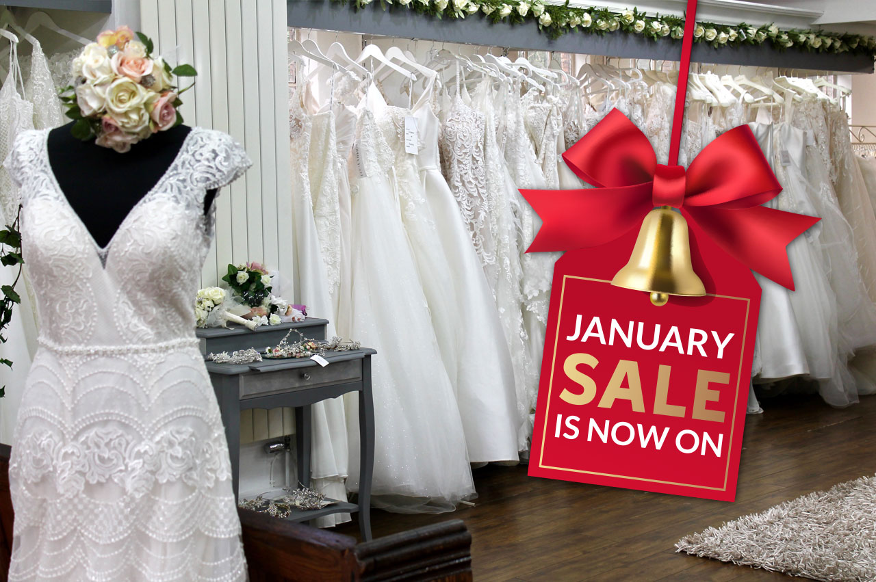 January Sale in now on